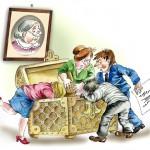 greedy heirs